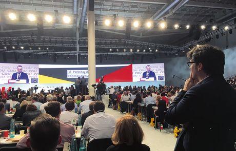 Jens Spahn 2018 Bewerbungsrede Parteivorsitz